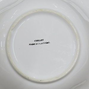 "Ceriart Accents - Ceriart Large 12"" Round White Porcelain Bowl"